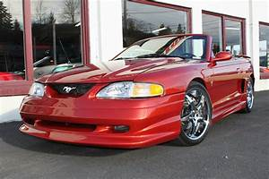 1994 Ford Mustang GT Convertible Custom Ford racing Boss 345hp New Motor - Classic Ford Mustang ...