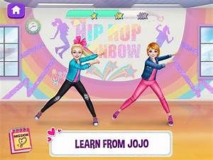 JoJo Siwa to Launch Dance-Tour Free Mobile Game With ...