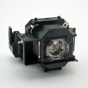 New Ep42 Replacement Bare Lamp Projector Lamp For Emp-83 ...