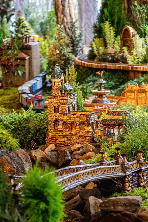 Holiday Train Show® Press Room » New York Botanical Garden