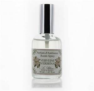 Parfum D Ambiance Maison : parfum d 39 ambiance verveine 50ml parfum maison le blanc ~ Teatrodelosmanantiales.com Idées de Décoration