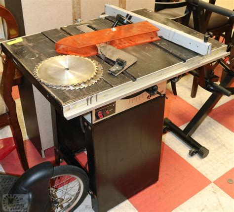 rockwell model 9 table saw rockwell model 9 homecraft table saw with