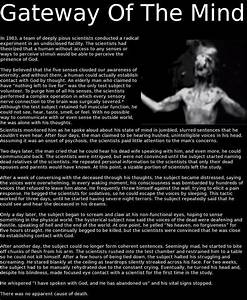 MUST READ scary story | Horror and Psychobilly | Pinterest ...