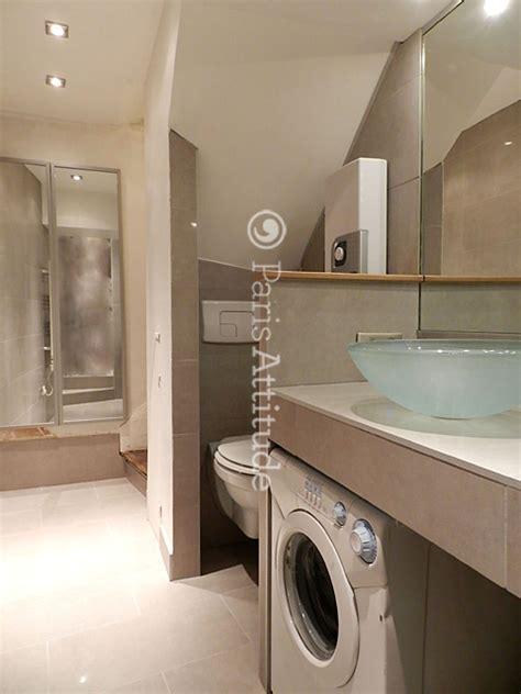 salle de bain sous escalier louer un appartement 224 neuilly sur seine 92200 24m 178 pont de neuilly ref 10127