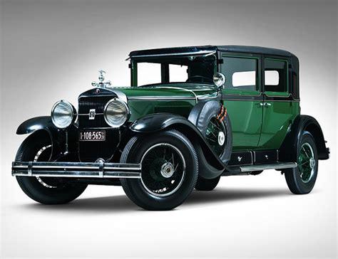 1928 Cadillac Town Sedan 1928 cadillac al capone town sedan gear patrol