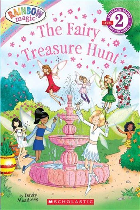 fairy treasure hunt scholastic reader level