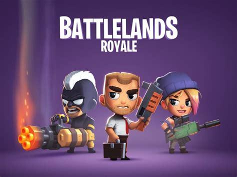 battlelands royale  titolo battle royale  mobile