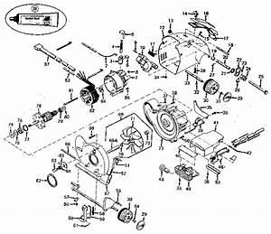 Kirby Heritage Vacuum Cleaner Parts