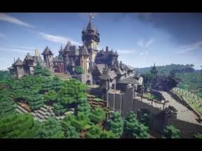 new home blueprints minecraft castle cochem burg cochem minecraft project