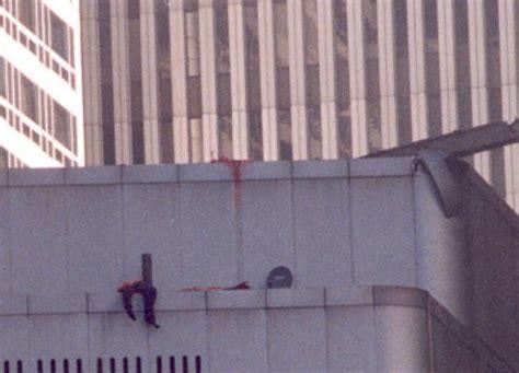 9 11 Suicide Jumper Survives