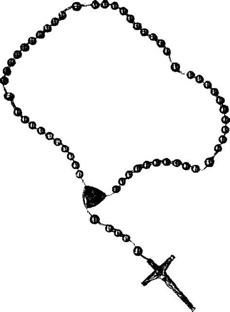 Rosary Clipart Pray The Rosary Clipart Clipart Suggest
