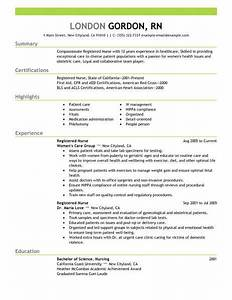 best registered nurse resume example livecareer With home health care marketing resume