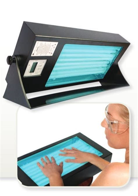uvb light therapy portable phototherapy narrow band uvb unit