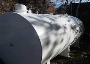 6 000 Gallon Double Wall Steel Tank Sold