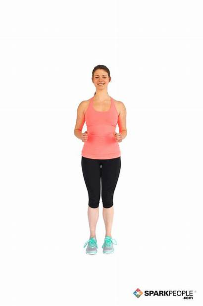 Basic Place March Exercise Exercises Cross Punches