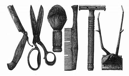 Drawing Hair Tools Sketch Simple Sketching Ustensile