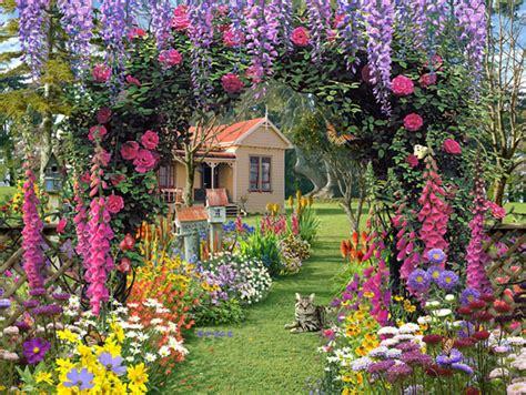 small cottage garden design small cottage gardens home design ideas