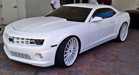 All White Cars by Lebron New Car White Camaro Ss Carz