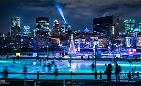 The Most Beautiful Places In Montreal New Years In