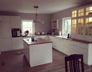 Küchen Ikea Landhaus : die besten 25 ikea k che landhaus ideen auf pinterest wei e ikea k che landhausk che und ~ Orissabook.com Haus und Dekorationen