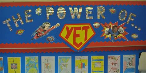 The Power Of Yet  Middle Park Primary School