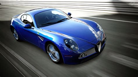 Alfa Romeo 8c Competizione By Strayshadows On Deviantart