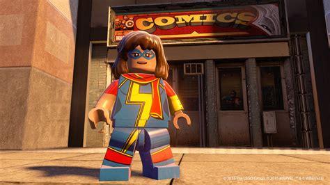 La película de marvel los vengadores y su secuela (la era de ultrón) llegan. Imágenes de LEGO Marvel Vengadores para PS3 - 3DJuegos