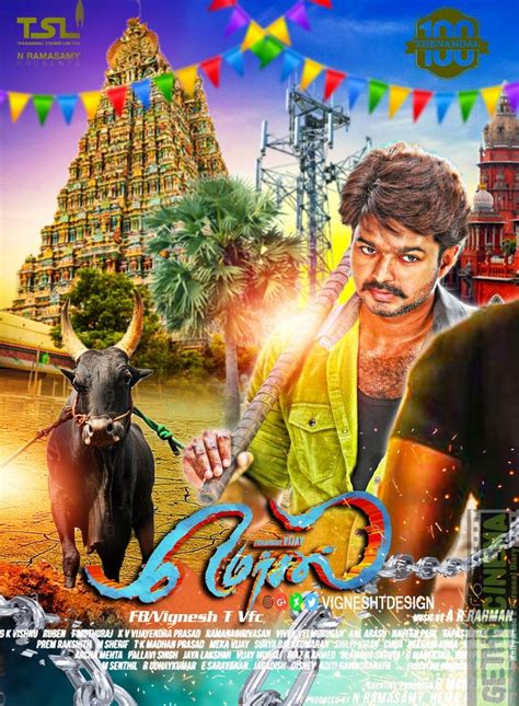 Free streaming website offers you a complete platform to watch online dubai streaming videos. Mersal Tamil Movie HD Fan Made Design Posters | Make design, New poster, Tamil movies