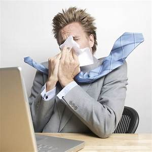 Feeling sick at work? Your replacement is at risk | Cosmos