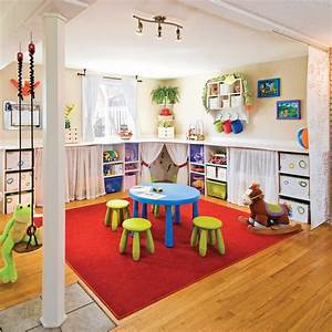420 best images about kids playroom ideas on pinterest With deco salle de jeux enfant