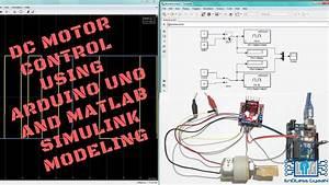 Tutorial  6 Dc Motor Control Using Arduino Uno And Matlab