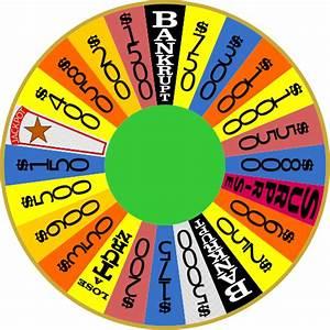 filewheel of fortune templatesvg wikipedia With online wheel of fortune template