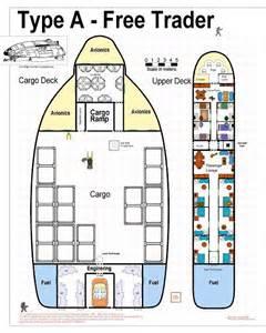 traveller beowulf class free trader deck plans