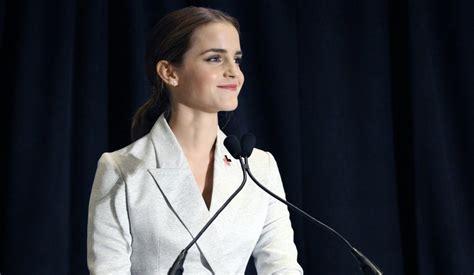Feminism In Film Emma Watson Famous Feminist Concrete