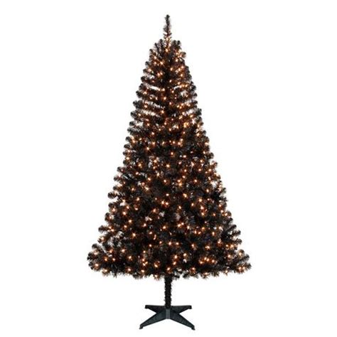 holiday time 6 5 madison black pine with clear lights