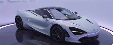 The McLaren 720S - indiGO Auto Group Blog
