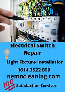Electrical Switch Repair Services Near Me