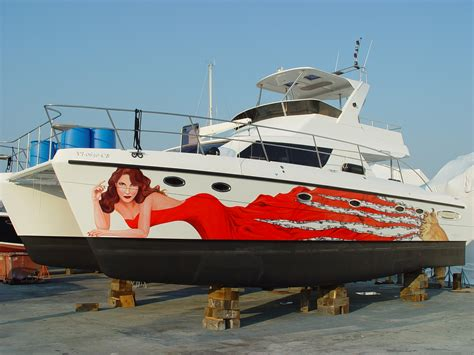 Boat Graphics Design Images by Custom Graphics Vinyl Wraps Boat Wraps Florida