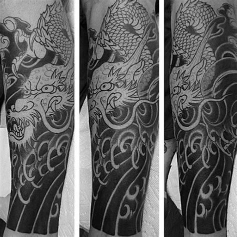 dragon forearm tattoo designs  men cool creature ideas
