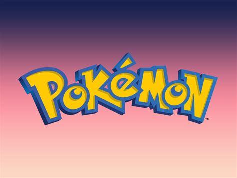 Pokemon Logo Png Transparent & Svg Vector