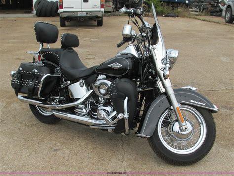2012 Harley Davidson Heritage Softail Motorcycle