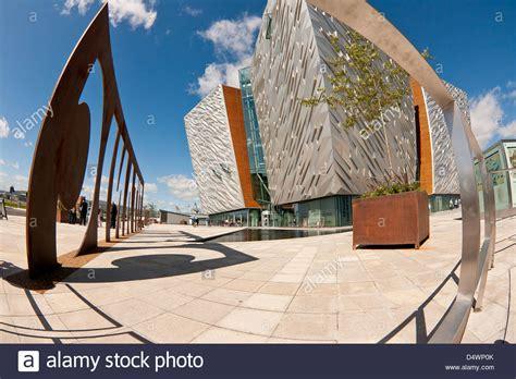 Titanic Signature Building Museum Belfast Ireland Titanic