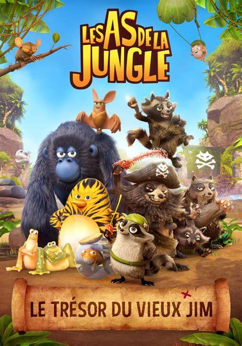 les  de la jungle le tresor du vieux jim de julien