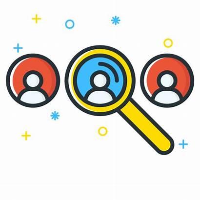 Icon Job Buscar Icono Seeker Icons Encontrar