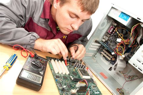 Pc Support Technician Salary by 5 Reasons To Earn Your Computer Systems Technician