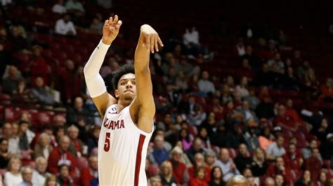 Alabama basketball television schedule released by SEC