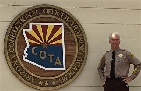 correction bureau correctional officer academy cota arizona