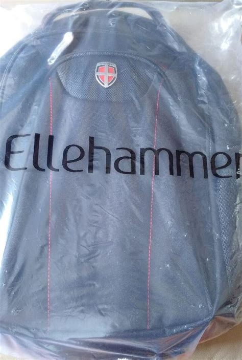 original package ellehammer backpack secondhandhk