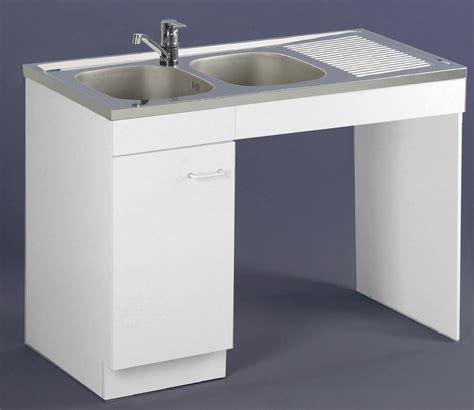 meuble cuisine sous evier meuble de cuisine sous évier pmr aquarine pro