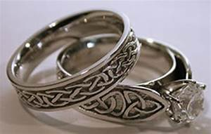 awful of wedding ring sets for him and her celtic With celtic engagement and wedding ring sets